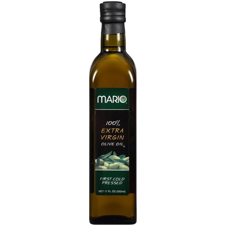 100% Extra Virgin Olive Oil 17 fl. oz. Bottle