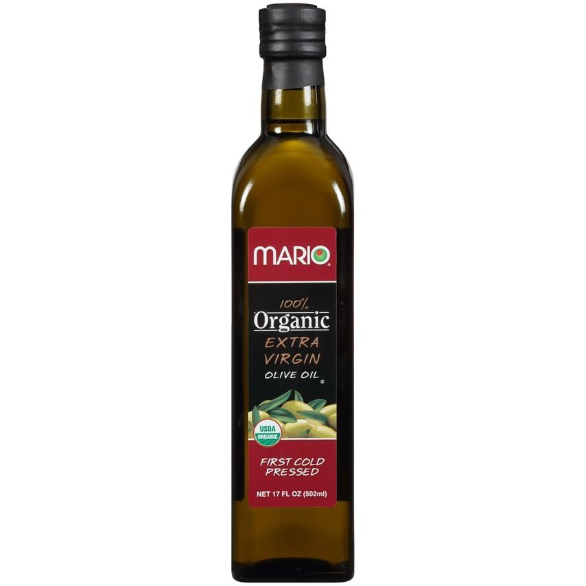 100% Organic Extra Virgin Olive Oil 17 fl. oz. Bottle